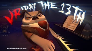 VRiday the 13th Halloween Special (#MadeWithMindshow)