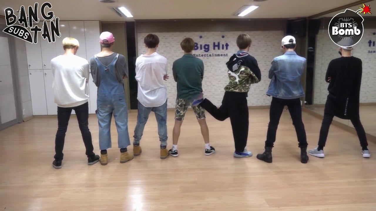 Download [ENG] 160602 [BANGTAN BOMB] BTS 'Crow-tit' Dance Practice (Fun ver.)