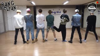 Video [ENG] 160602 [BANGTAN BOMB] BTS 'Crow-tit' Dance Practice (Fun ver.) download MP3, 3GP, MP4, WEBM, AVI, FLV Juli 2018