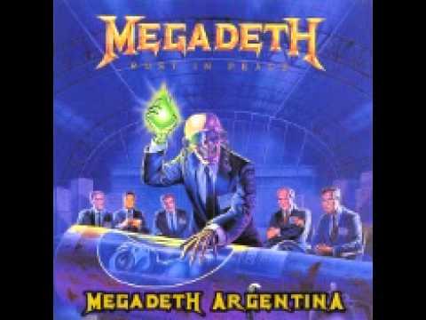 Dawn Patrol  Megadeth  Rust In Peace 1990 2004 Remaster