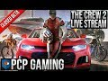NEW CAR RACING GAME - THE CREW 2 GAME PLAY LIVE STREAM