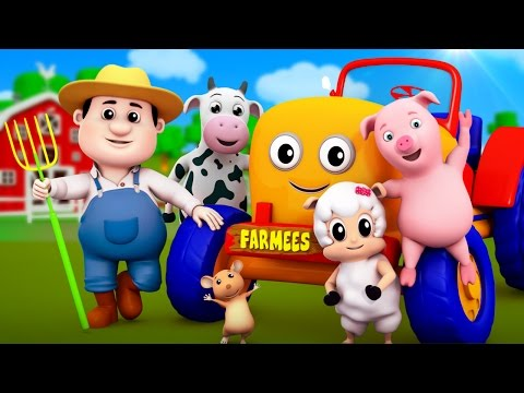 Farmer In The Dell | Nursery Rhymes | Children Songs | Baby Rymes by Farmees from YouTube · Duration:  2 minutes 21 seconds