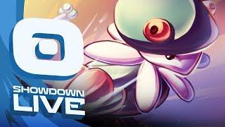 """""""BRELOOM SUSPECT TEST #1"""" Pokemon Ultra Sun & Moon! UU Showdown Live w/PokeaimMD"""