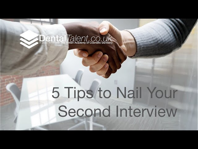 5 Tips To Nail Your Second Interview ➡ How To Pass A Second Interview 2020 Video
