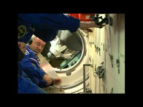 Welcome Aboard! New Crew Arrives on Space Station