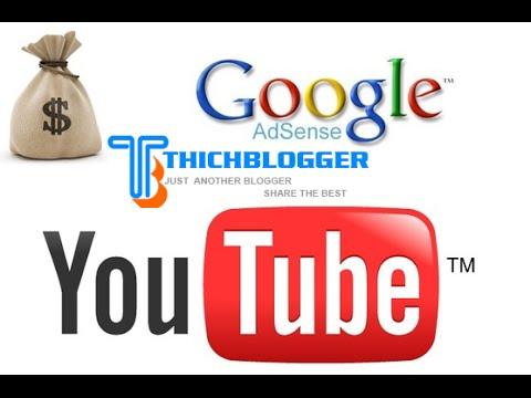 Hướng Dẫn Đăng Ký Tài Khoản Google Adsense Thành Công Với Youtube