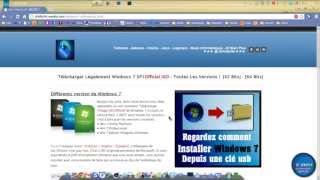 Windows 7 starter iso cpasbien