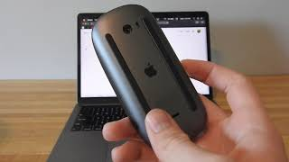 Apple Magic Mouse 2 Space Gray Review