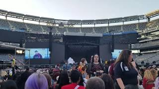 BTS pre-show MetLife stadium Mic Drop. 5-18-2019