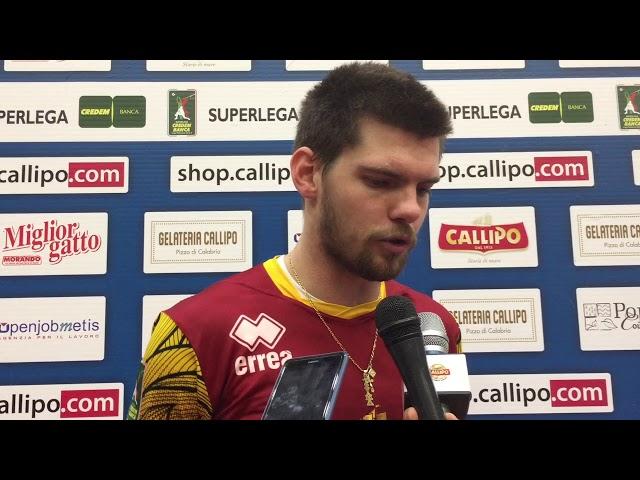 #SuperLega, Tsimafei Zhukouski dopo la vittoria contro Padova