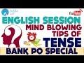 SBI PO 2017 - Tense in English Grammar - Online Coaching for IBPS SBI  Bank P.O