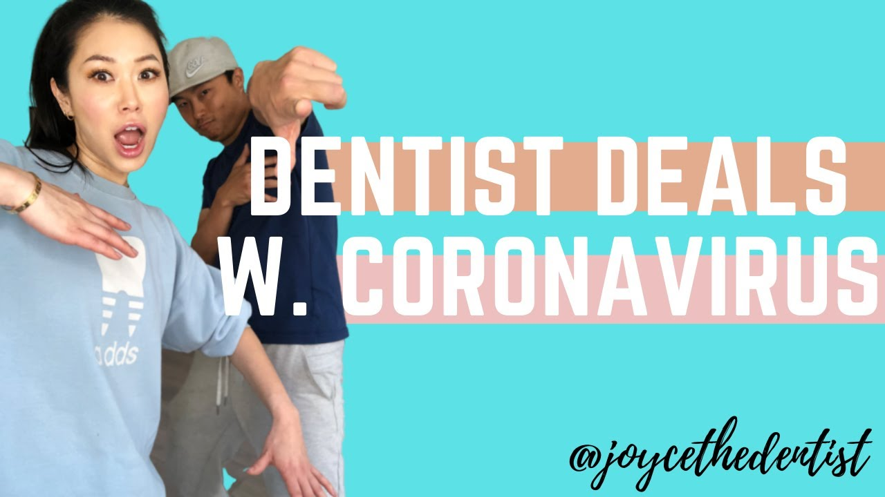 Dental Vlog | Dealing with Coronavirus as a Dentist | Dr Joyce Kahng