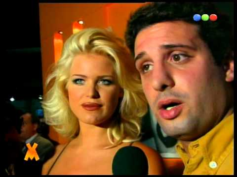 El insoportable con las conejitas de Playboy - Videomatch 97