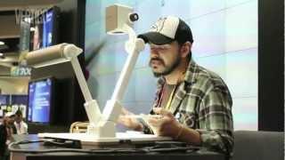 SDCC 2012: DC University with Rafael Albuquerque