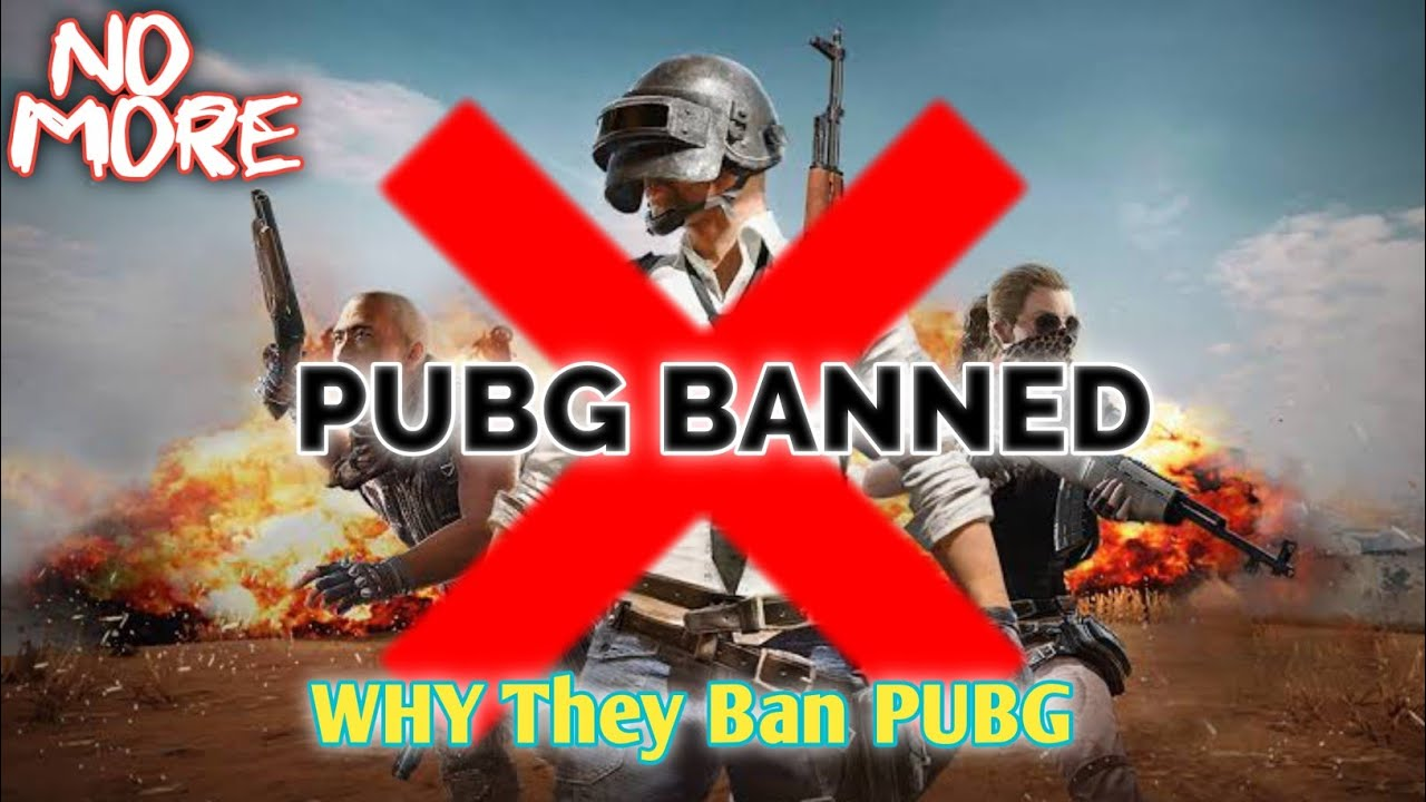 WHY THEY BAN PUBG IN PAKISTAN ?