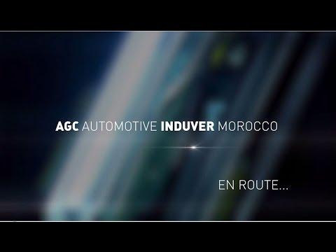 AGC Automotive Induver Morocco en route !