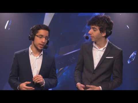 Challenge France csoportkör 6.nap: Millenium vs Gamers Origin (Bo3/2)