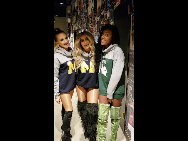 Danity Kane supports S.O.S.