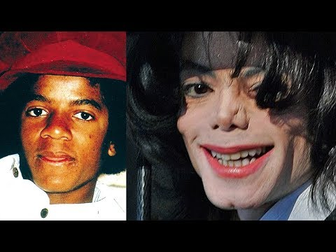 Michael Jackson - Transformation From 3 To 50 Years Old