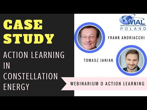 Action Learning Case Study. Constellation Energy