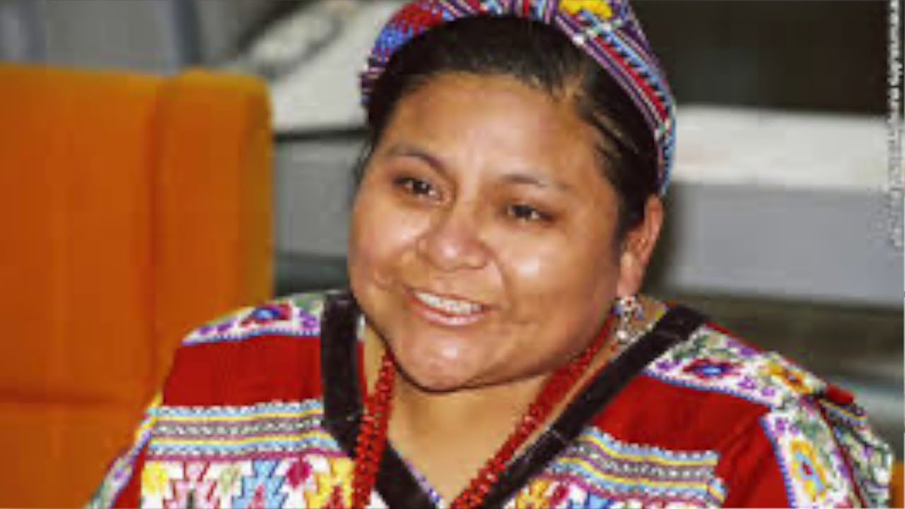 """The Way of Courage: Rigoberta Menchu"" Sermon from Sunday, October 18, 2020"