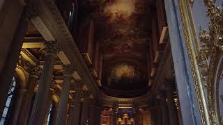 凡爾賽宮 inside Church DJI 0195