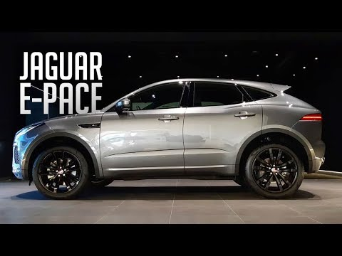 Conhecendo o Jaguar E-Pace R-Dynamic S P250 - Vlog17