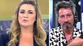 Demoledoras noticias para Carlota Corredera y David Valldeperas en Sálvame por Rocío Carrasco