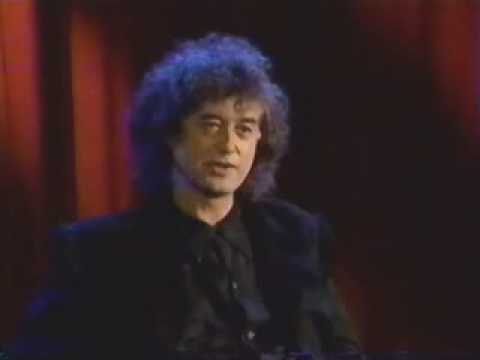 Jimmy Page Tells the Story of Stairway to Heaven How