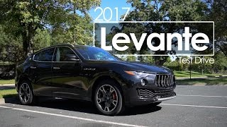 2017 Maserati Levante | Driving Review | Morrie's Luxury Auto