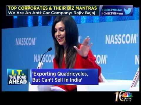 NASSCOM PANEL: India Inc Leaders On Reimagining Biz Strategies Part 2