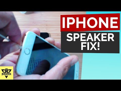 How To Fix iPhone Speaker Problem & NO SOUND (PROVEN) 📱🔈