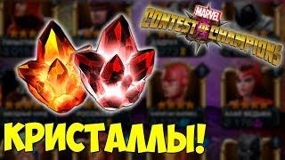 И СНОВА НЕЖДАНЧИК | Marvel: Битва чемпионов #153
