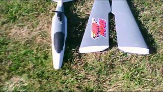 Air Hogs Titan Glider Brushless Conversion Slow Flight, Low Passes And High Altitude Glides