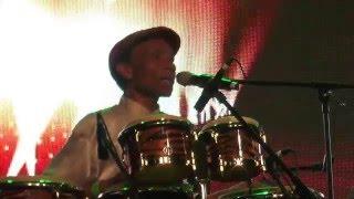 Thomas Mapfumo Live at Mapungubwe Jazz & Heritage Festival South Africa December 2015