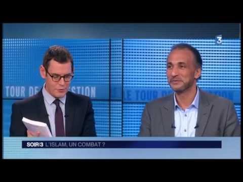 Interview Tariq Ramdan dans le journal télévisé Soir 3