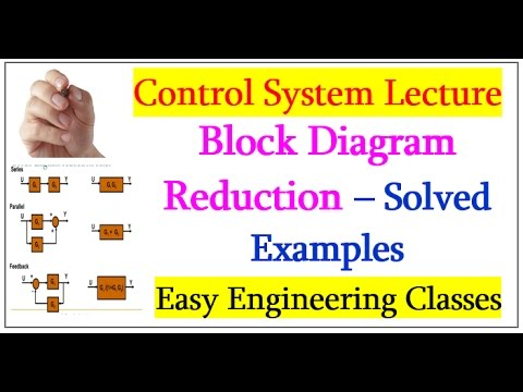 System block diagram block diagram reduction solved examples 3 numerical solutions by leif jonathan ccuart Gallery