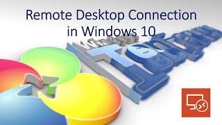 TenForums.com - Windows 10 Remote Desktop Connection