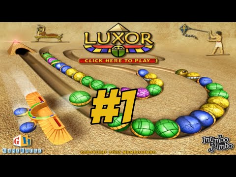 Luxor Episode 1: Our Egyptian Quest Begins!