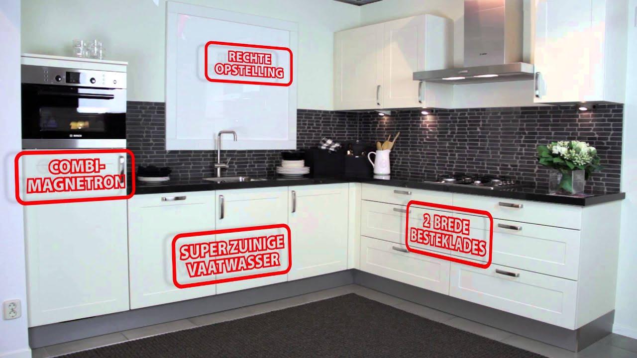 Praktisch Keuken Kampioen : Een nieuwe keuken passend maken youtube