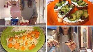 WHAT I EAT IN A DAY - ITA - COSA MANGIO IN UN GIORNO