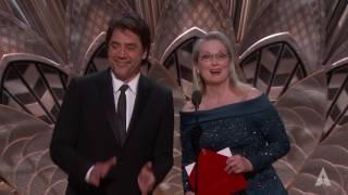 """""""La La Land"""" wins Best Cinematography"""