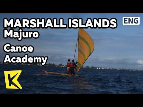 【K】Marshall Islands Travel-Majuro[마셜 여행-마주로]바다를 누비는 전통 카누/Canoe Academy/Students