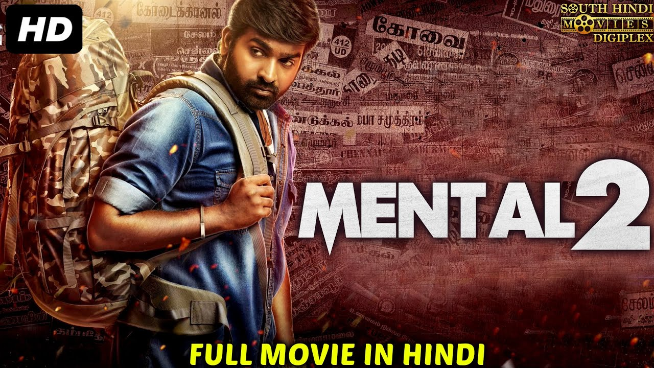 MENTAL 2 - Action Blockbuster Hindi Dubbed Movie | South Indian Movies Dubbed In Hindi Full Movie