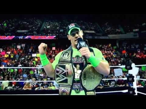 John Cena vs Kane vs Roman Reigns vs Randy...
