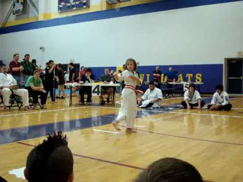 Tae-Kwon-Do Musical Form