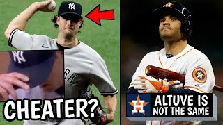 Gerrit Cole Caught CHEATING? Jose Altuve WORST Game in Career, Switch-Pitcher is BACK (MLB Recap)