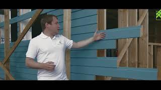 Строительство финского каркасного дома в Кировской области