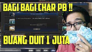 Video BUKA GACHA 1 JUTA RUPIAH + BAGI BAGI CHAR GRATIS !!! SULTAN SANTUY INI BOSKU !!! POINT BLANK GARENA download MP3, 3GP, MP4, WEBM, AVI, FLV Agustus 2018