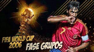 FIFA World Cup 2006 | CAPÍTULO 1 | FASE DE GRUPOS